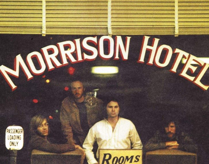The Morrison Hotel von The Doors