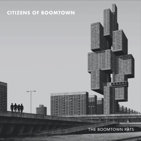 "Das Album ""Citizens Of Boomtown"" von The Boomtown Rats"