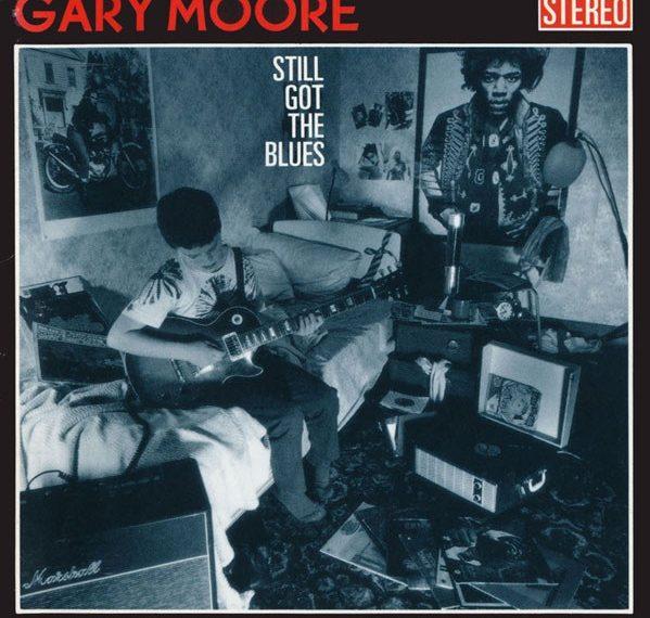 """Das Album """"Still"""" von Gary Moore"""