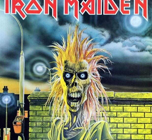 "Das Album ""Iron Maiden"" von Iron Maiden"