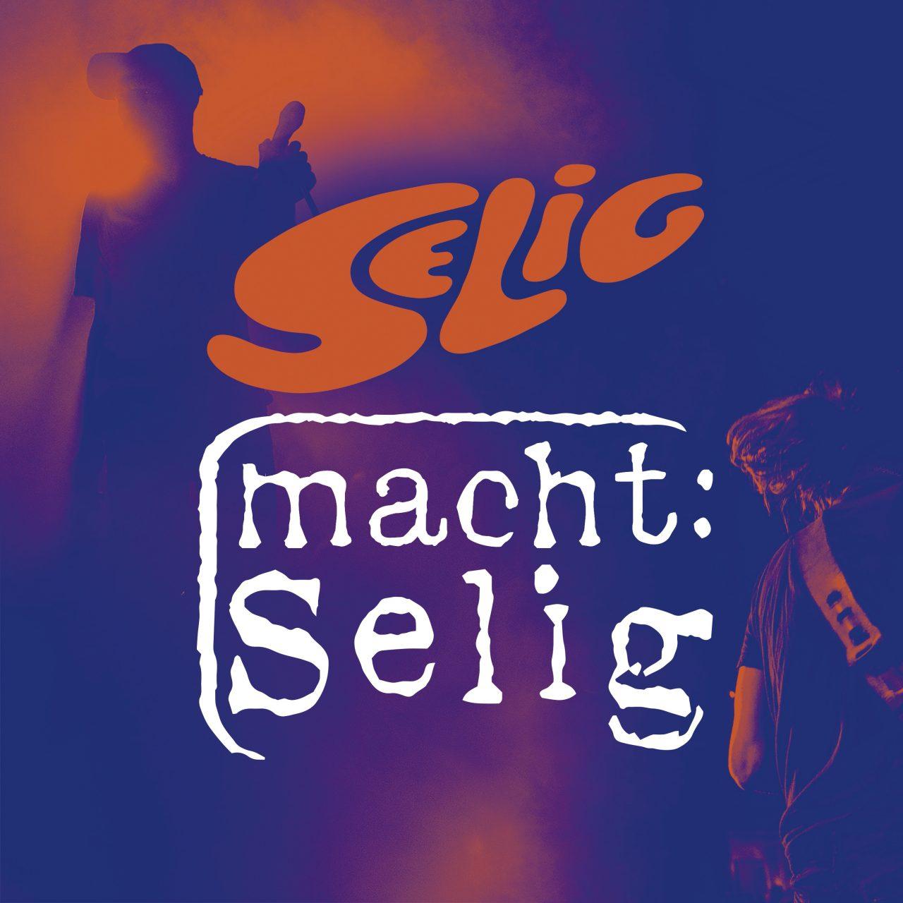 """Das Album """"Selig macht Selig"""" von Selig"""