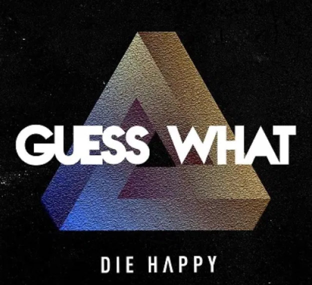 "Das Album ""Guess What"" von Die Happy"