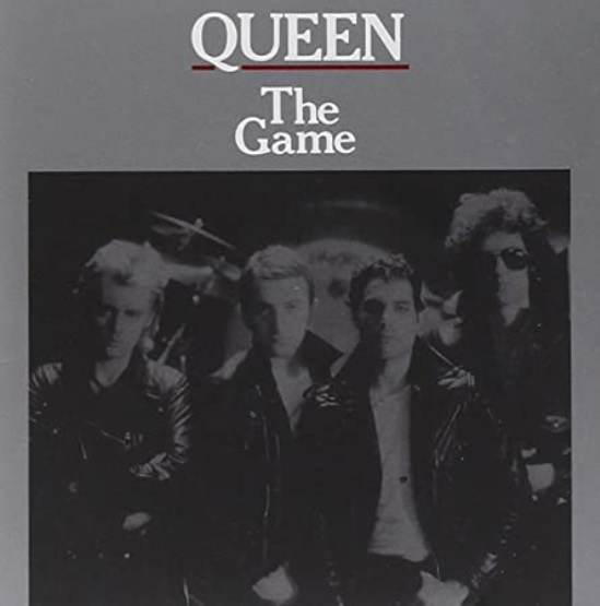 "Das Album ""The Game"" von Queen"