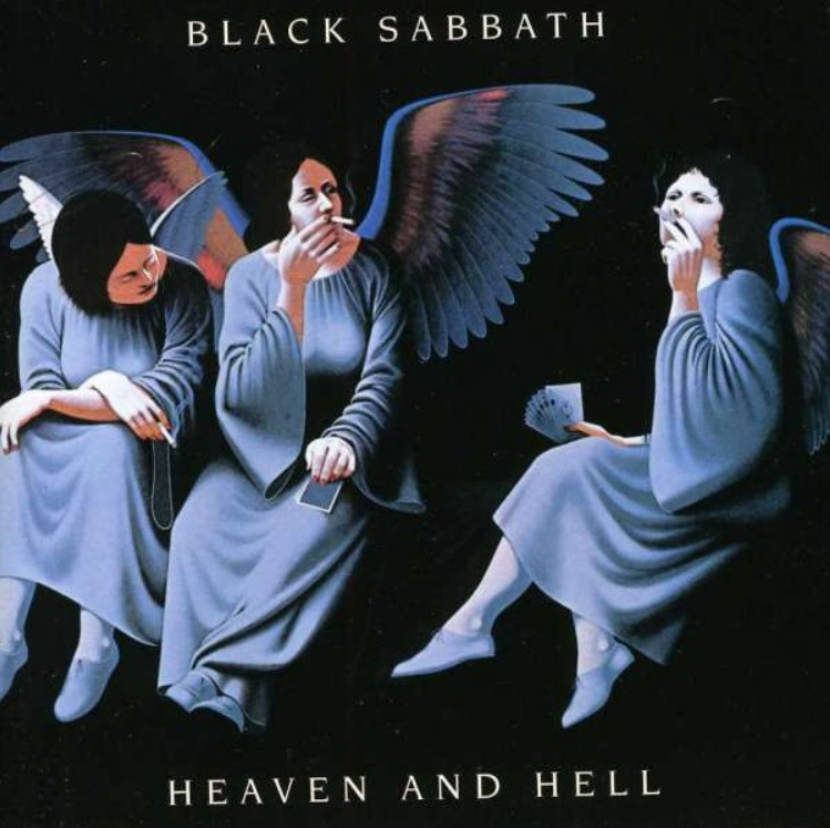 """Das Album """"Heaven And Hell"""" von Black Sabbath"""