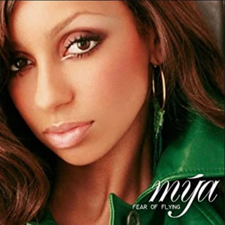 "Das Album ""Fear of Flying"" von Mýa"