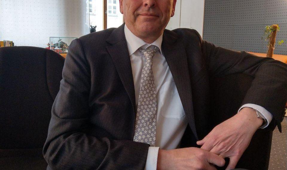 Der ehemalige Oberbürgermeister von Nürnberg, Ulrich Maly