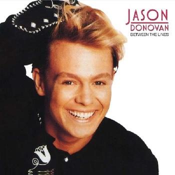 """Das Album """"Between The Lines"""" von Jason Donovan"""