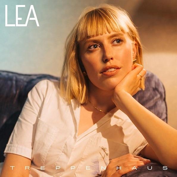 """Das Album """"Treppenhaus"""" von Lea"""