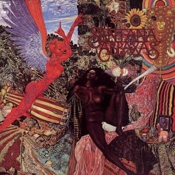 "Das Album ""Abraxas"" von Santana"