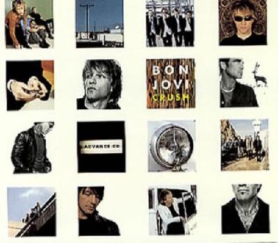 "Das Album ""Crush"" von Bon Jovi"