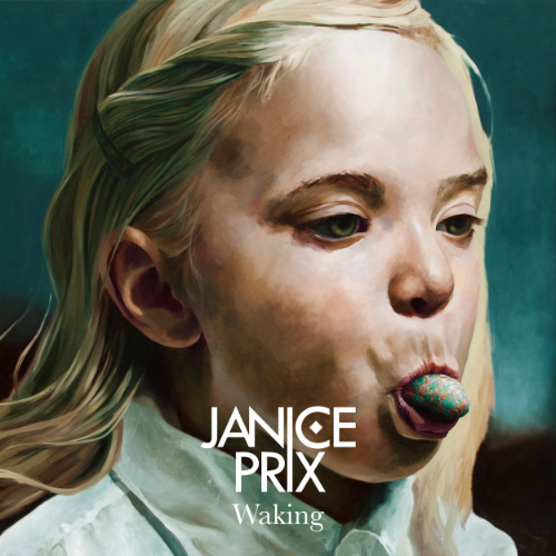 """Das Album """"Waking"""" von Janice Prix"""