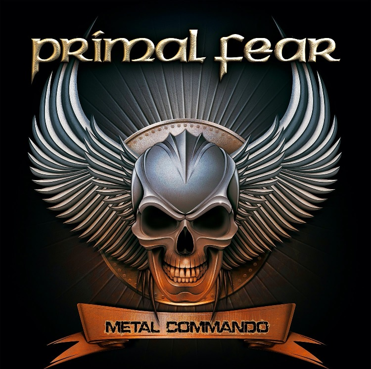 "Das Album ""Metal Commando"" von Primal Fear"
