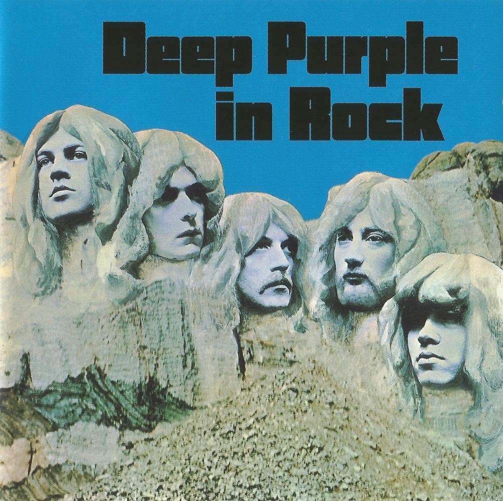 """Das Album """"In Rock"""" von Deep Purple"""