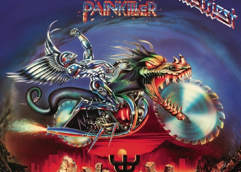 "Das Album ""Painkiller"" von Judas Priest"