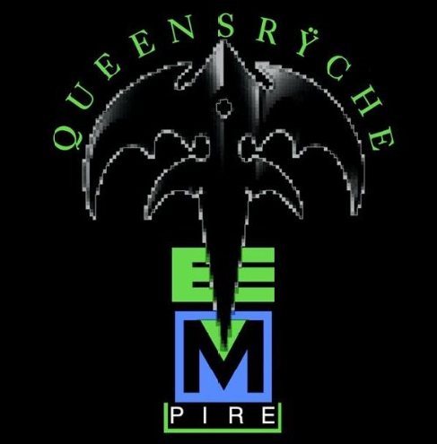"Das Album ""Empire"" von Queensryche"