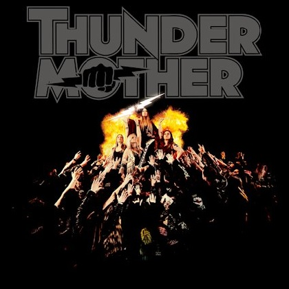 "Das Album ""Heat Wave"" von Thundermother"