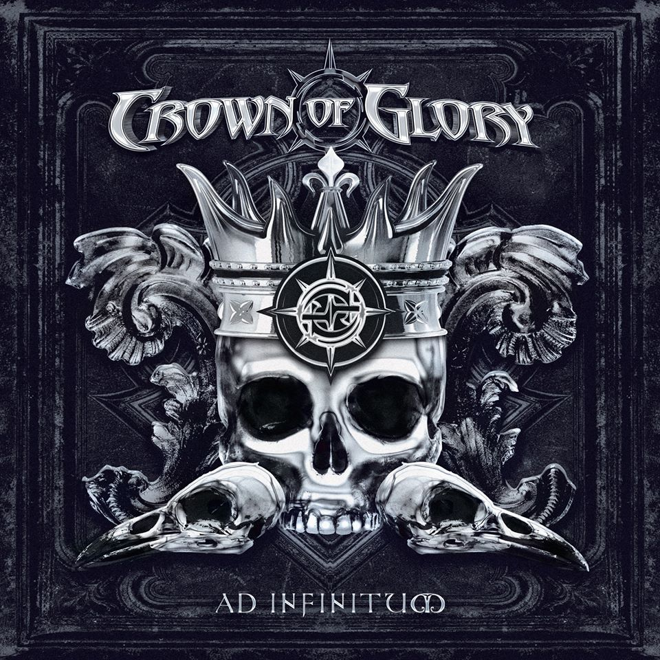 """Ad Inifinitum"" ist das neue Album von Crown Of Glory."
