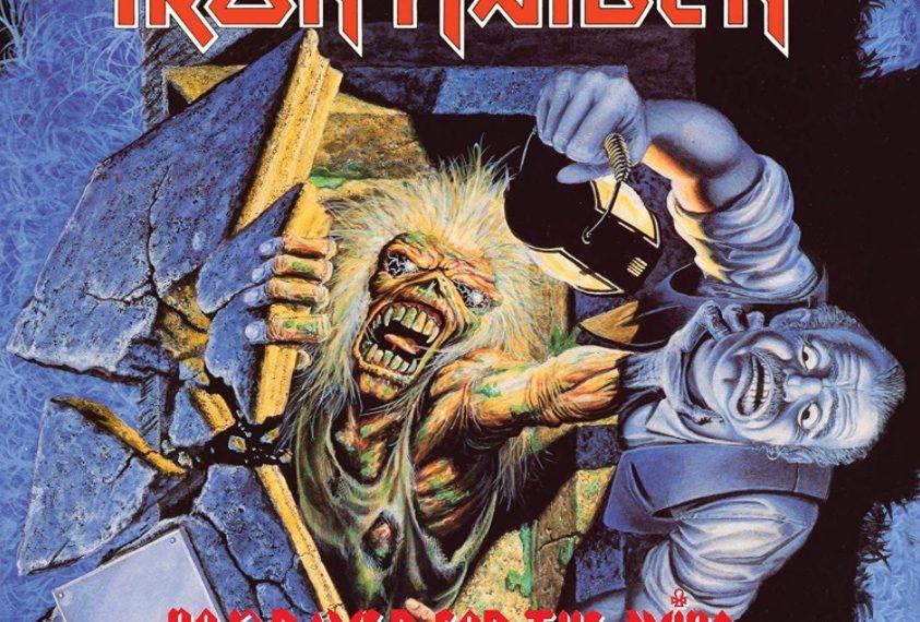 """""""No Prayer for the Dying"""" ist das achte Studioalbum von Iron Maiden."""