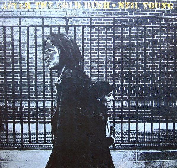 """Das Album """"After The Gold Rush"""" von Neil Young feiert dieses Jahr 50-jähriges Jubiläum."""