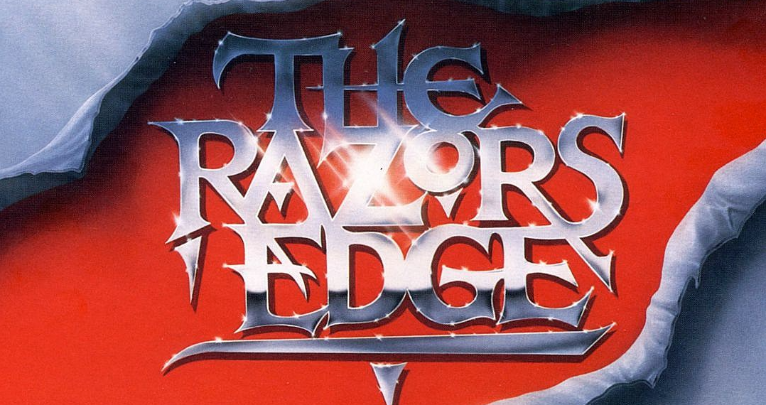 "Das elfte internationale Studioalbum von AC/DC ist ""The Razors Edge""."