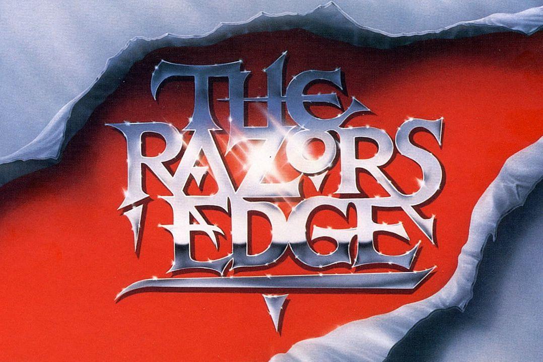 """Das elfte internationale Studioalbum von AC/DC ist """"The Razors Edge""""."""