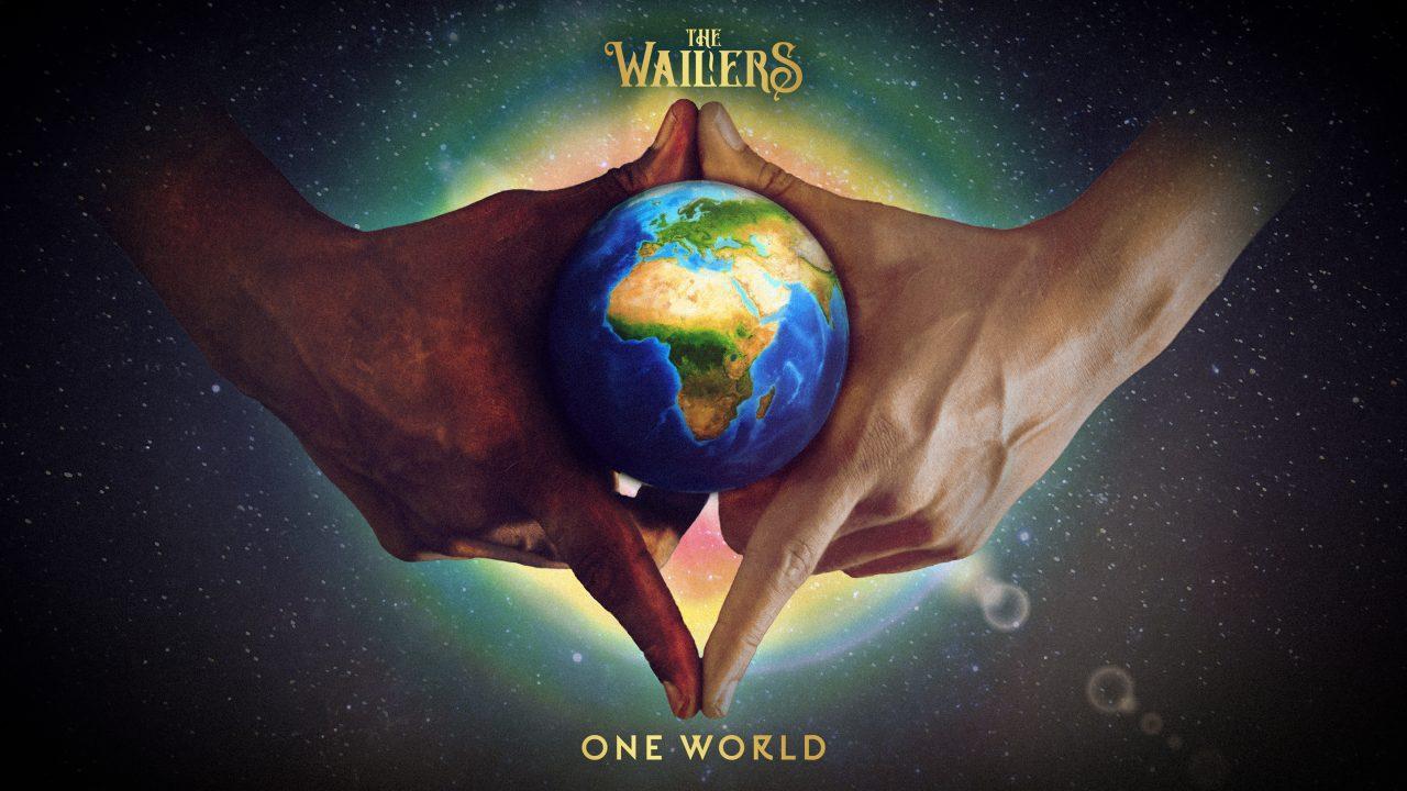 """The Wailers haben mit """"One World"""" das erste Album seit 25 Jahren rausgebracht."""