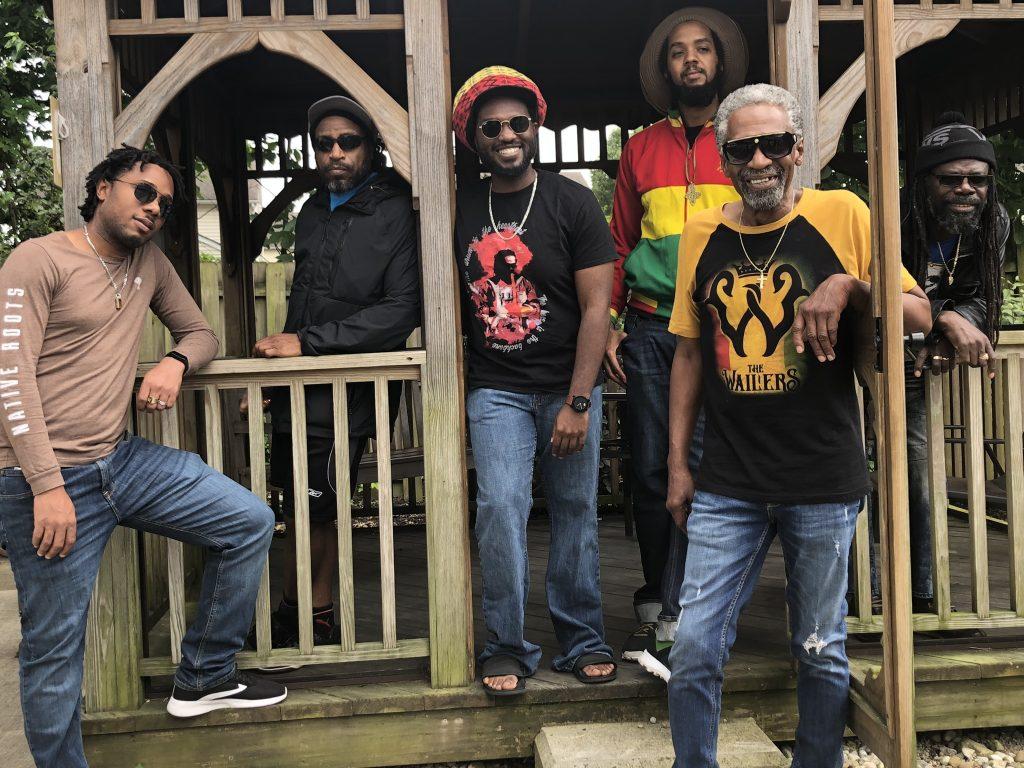 Die Reggaeformation The Wailers