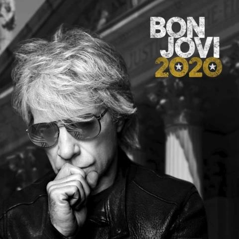 """Die amerikanische Rockband Bon Jovi hat ihr 14. Studioalbum rausgebracht - es heißt """"2020""""."""