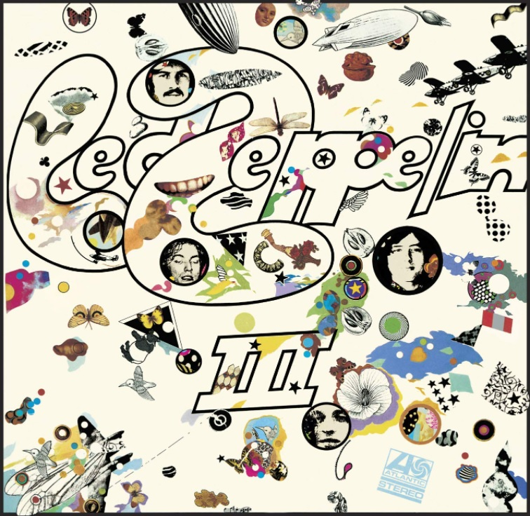 "Unser Klassiker der Woche ist in der Kalenderwoche 42 ""Led Zeppelin III"" von Led Zeppelin."
