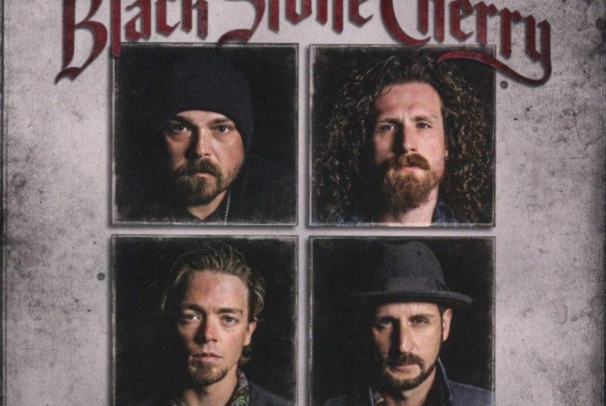 """""""The Human Condition"""" heißt das neue Album von Black Stone Cherry."""
