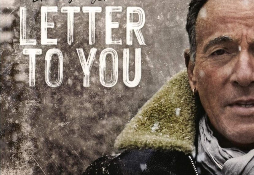 """Letter To You"" ist ein Album von Bruce Springsteen."