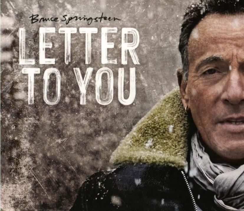 """""""Letter To You"""" ist ein Album von Bruce Springsteen."""