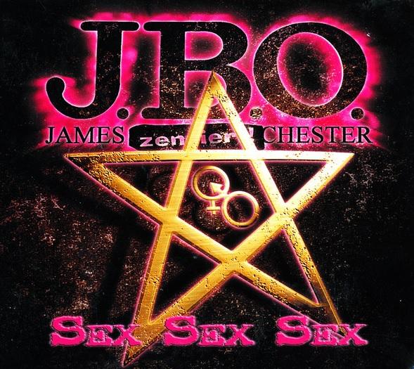"Das Album ""Sex Sex Sex"" von J.B.O."