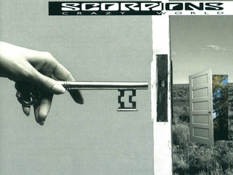 """""""Crazy World"""" von den Scorpions feiert 2020 30-jähriges Jubiläum."""