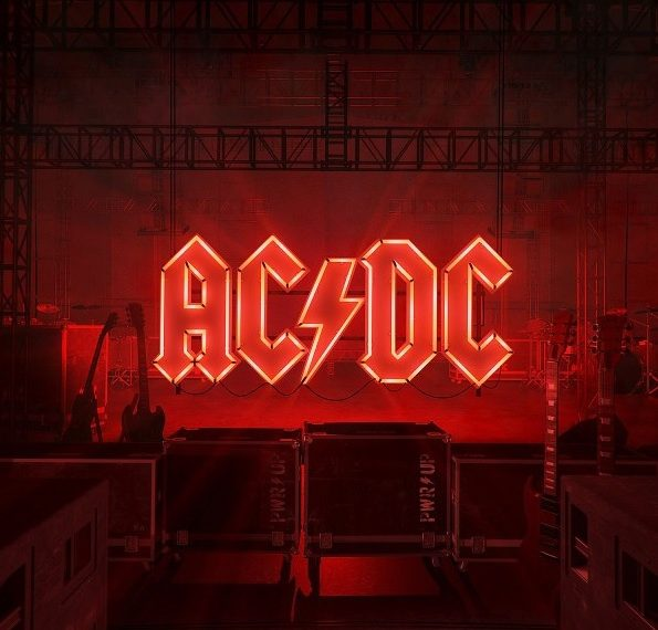 "Das Album ""Power Up"" von AC/DC"