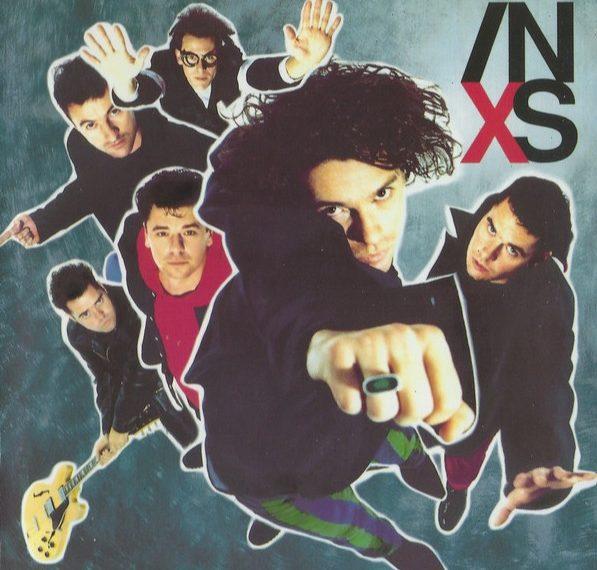"""Das Album """"X"""" von INXS feiert 30-jähriges Jubiläum."""