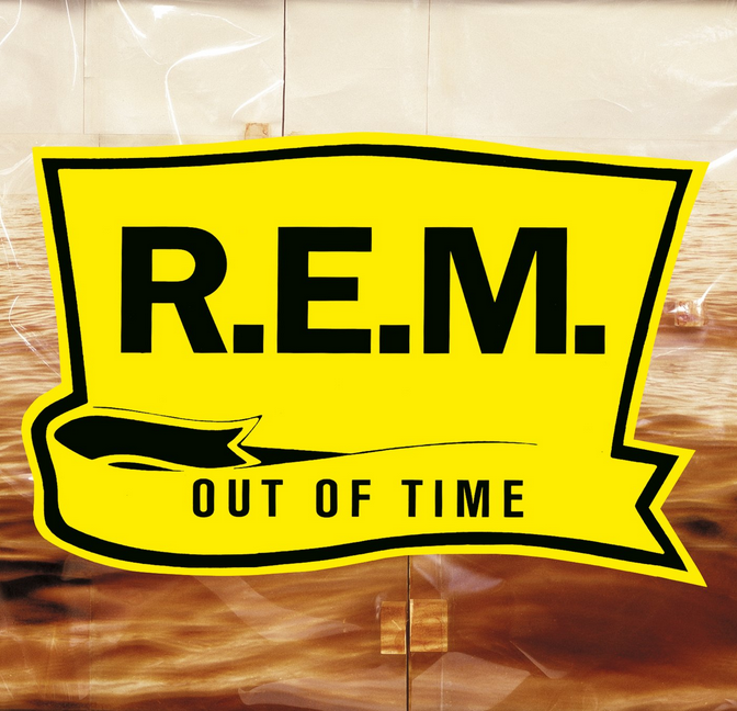 """""""Out Of Time"""" ist das siebte Studioalbum von R.E.M."""