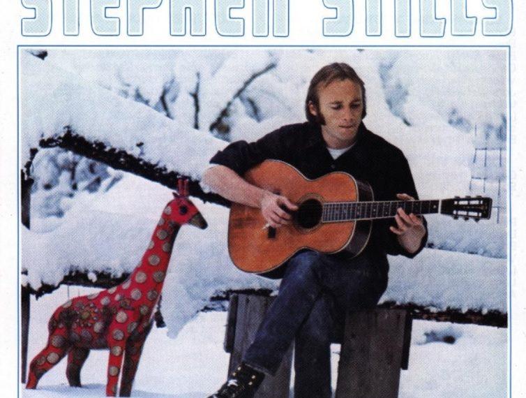 Stephen Stills hat sein Debütalbum nach sich selbst benannt.