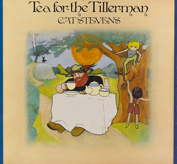 """""""Tea for the Tillerman"""" ist das vierte Studioalbum von Cat Stevens."""